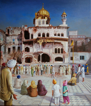 Operation Bluestar (1984)