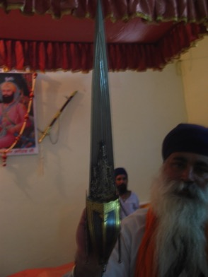 Weaponry from the period of Guru Hargobind